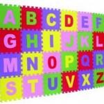 Tapete Alfabético